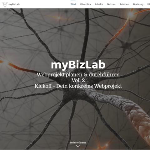Dein konkretes Webprojekt