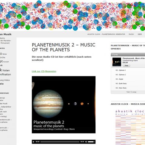 Planeten Musik